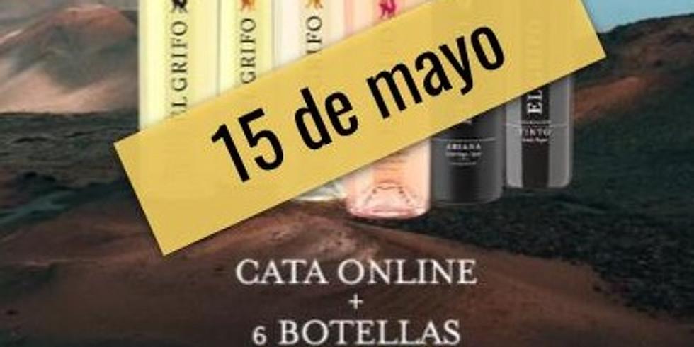 Cata Ubicua de 15 de Mayo 2021