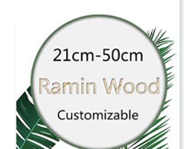 Magnetic Poster Hanger Ramin Wood Frame Hanger