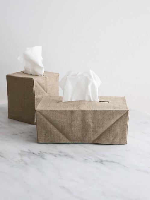 Linen Tissue Cover