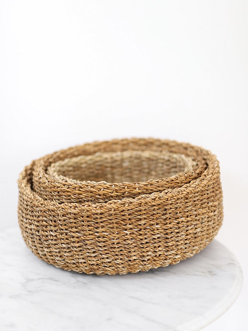 Chunky Woven Basket