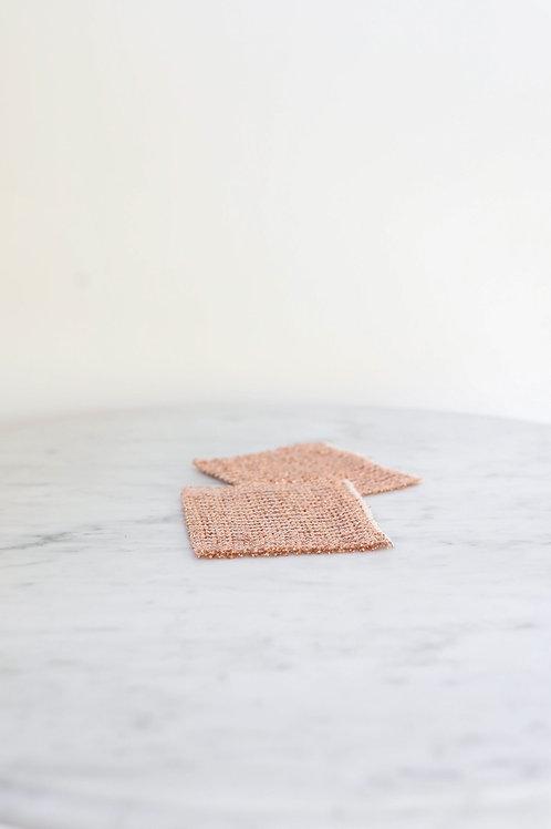 Copper Cloth (pair)