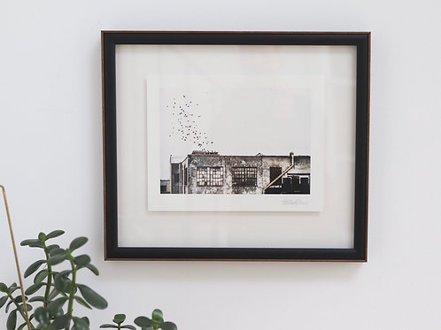 Framed Art - Warehouse