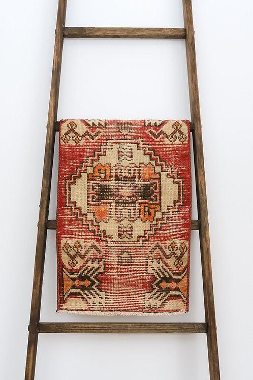 Vintage Turkish Mat