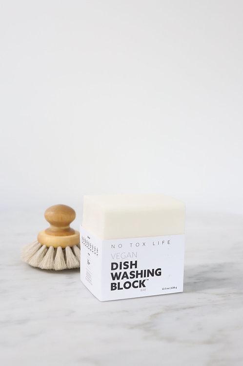 22.5 oz - Zero Waste Dish Washing Block