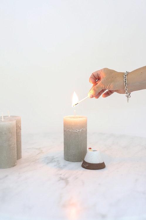 """4"""" Pillar Candle"""