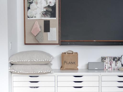 Rolling Cabinet DIY