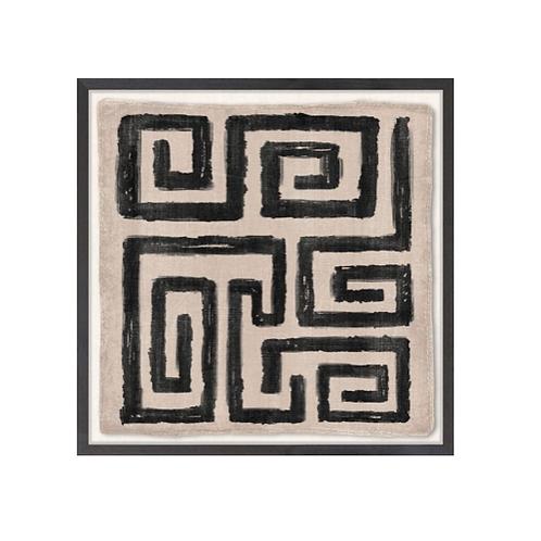 Printed Maze