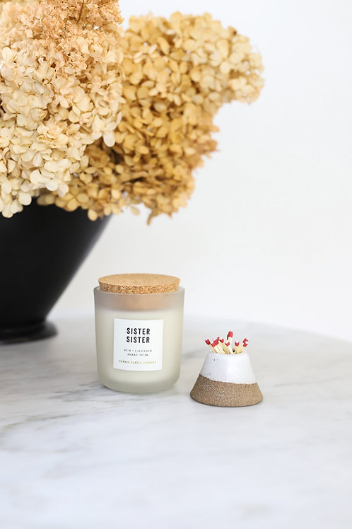 Sister sister - soy candle