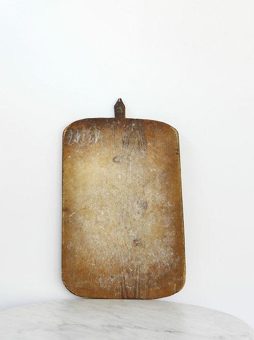 XL Antique Bread Board - 5