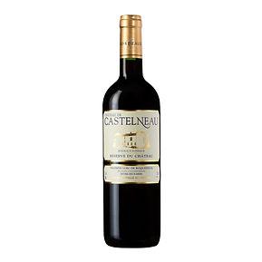 Bouteille vin château de Castelneau : Bordeaux supérieur réserve château