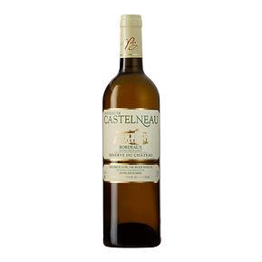 Bouteille vin château de Castelneau : Entre-deux-Mers réserve du château