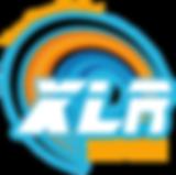 XLR Parachutisme_logo_ecritures orange_w