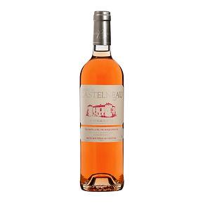 Bouteille vin château de Castelneau : Rosé