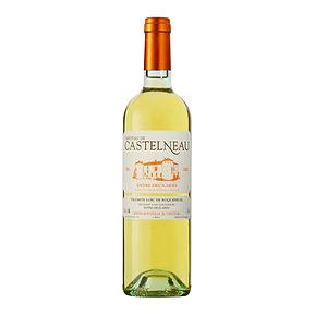 Bouteille vin château de Castelneau : Entre-deux-Mers blanc sec