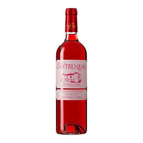 Bouteille vin château de Castelneau : Clairet