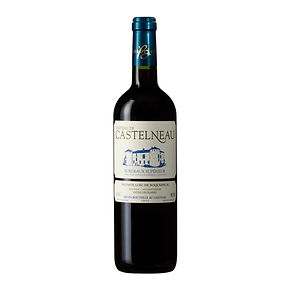 Bouteille vin château de Castelneau : Bordeaux supérieur