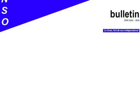 Bulletin de Janvier 2020 :  Comprendre la norme Afnor NF P 03-001