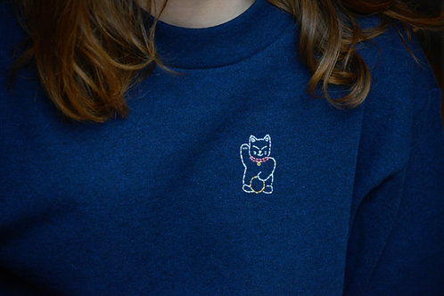 Sweat Maneki-neko