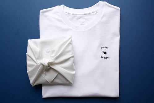 BON CADEAU - T-shirt brodé à personnaliser