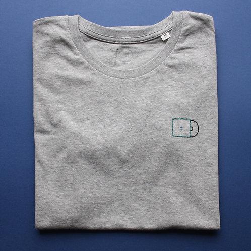 T-shirt brodé vinyle à personnaliser !