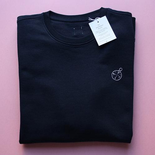 Sweat-shirt unisexe boussole