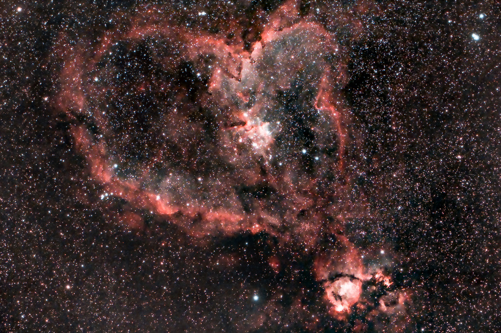 Heart of the Galaxy