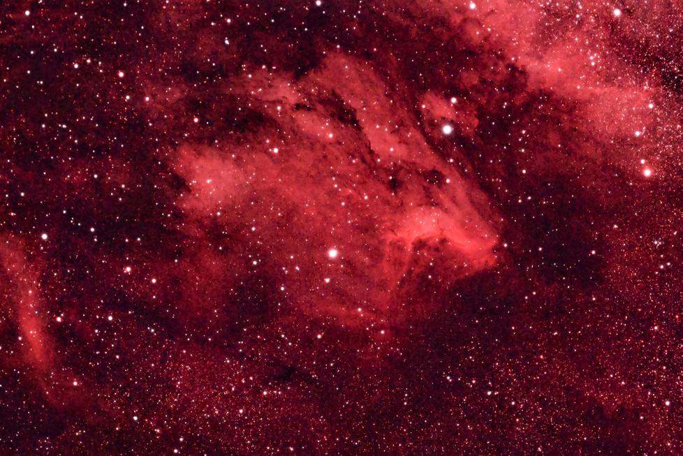 Pelican Nebula