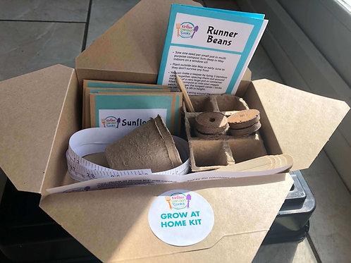Grow At Home Starter Kit