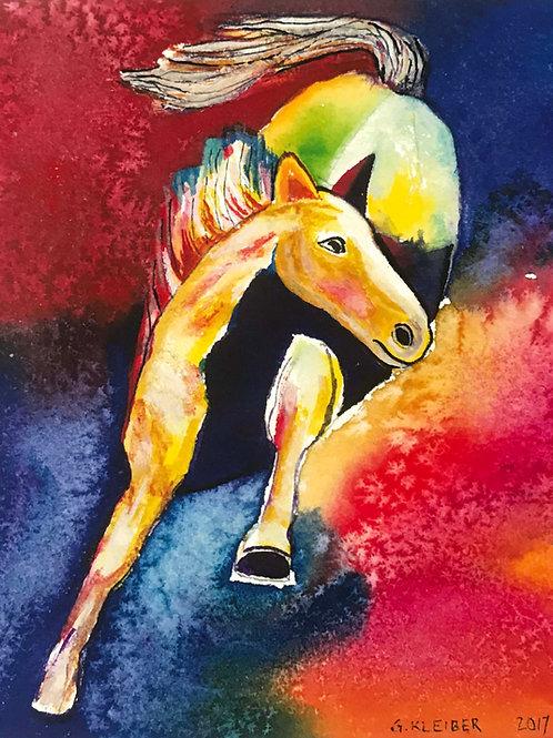 Color Horse