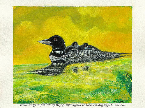 Mother Loon