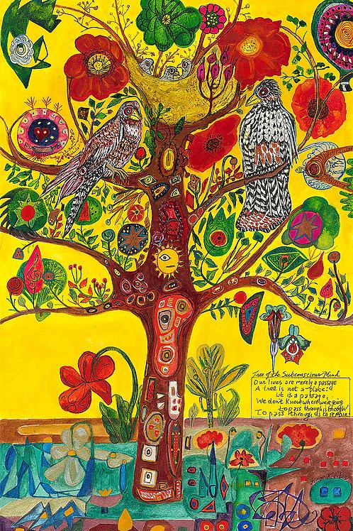 Tree of Subconscious Mind