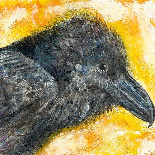 The Wolf Bird