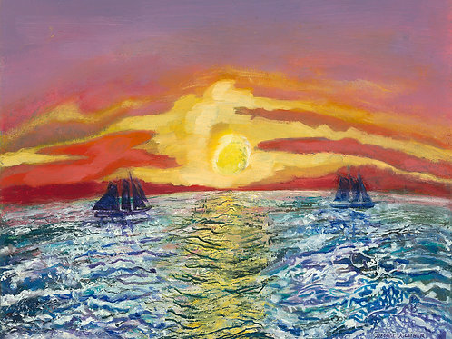 Arcadia Sunset