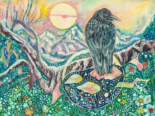 Four Season Raven