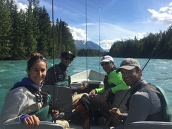 Upper Kenai River Flyfishing
