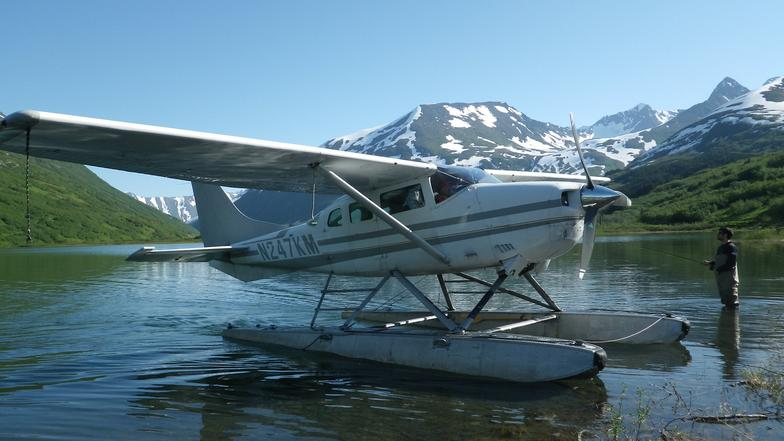Floatplane Fly-out