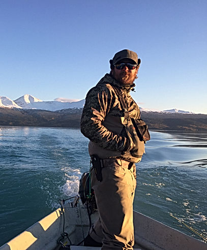 James Walker Fishing Guide Skilak Lake Alaska