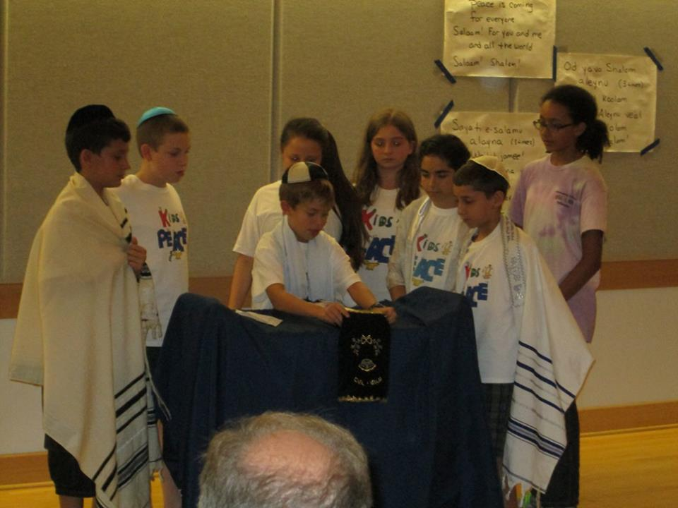 The Jewish Teens Kids4Peace.jpg