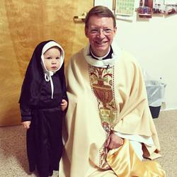 Fr. Scott & Ellis