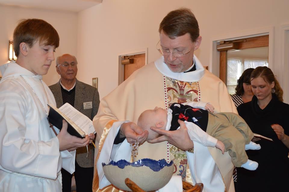 Charlie Baptism