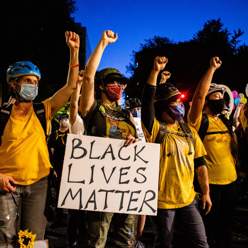 Guns, Mums and Social Justice. Inside the unfolding Portland demonstrations.