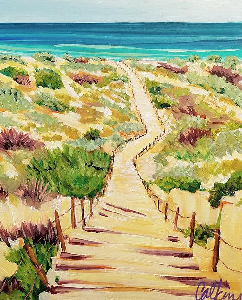 Path at Scarbs