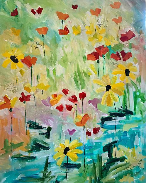 Flower Daze #2