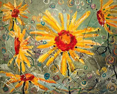 Cosmic Suns #2