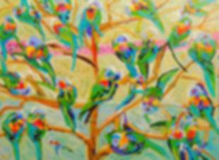 Rainbow Path 91x122cm Acrylic $1500.jpg