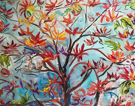 The Flame Tree #1