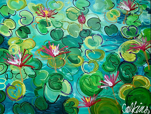 Water Lillies #2