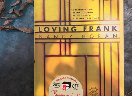 'Loving Frank' by Nancy Horan