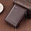 Thumbnail: DS-Place  Organ Leather Wallet for Male Zipper Wallet With Coin Pocket