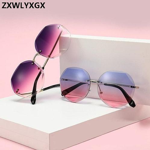 ZXWLYXGX Brand Designer 2020 Lady Women Sunglasses Classic Shades